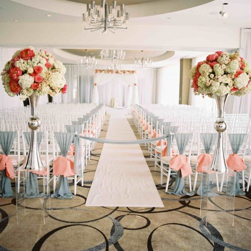 Vision in White Wedding at Four Seasons Baltimore
