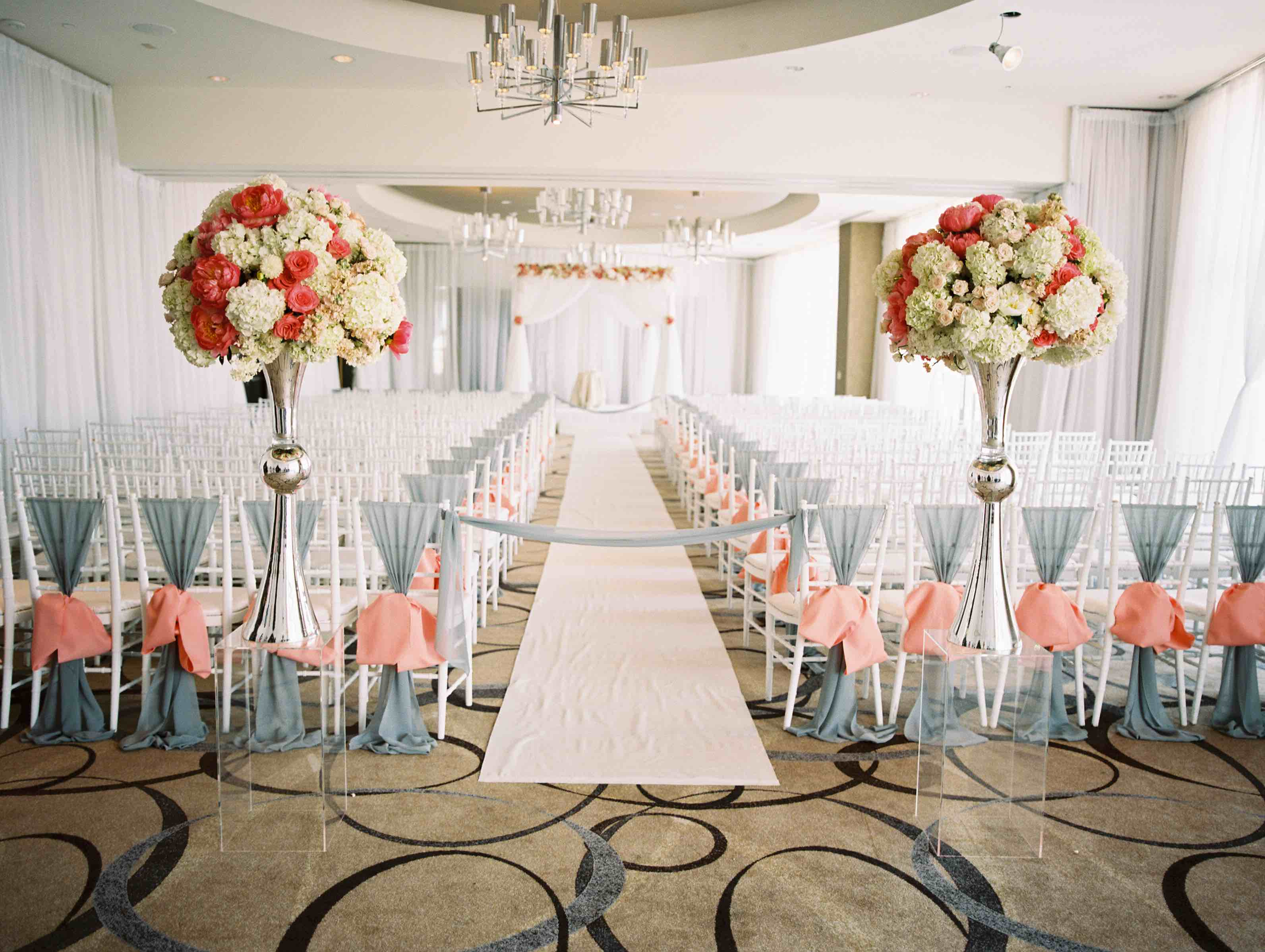 Vision In White Wedding At The Four Seasons Baltimore