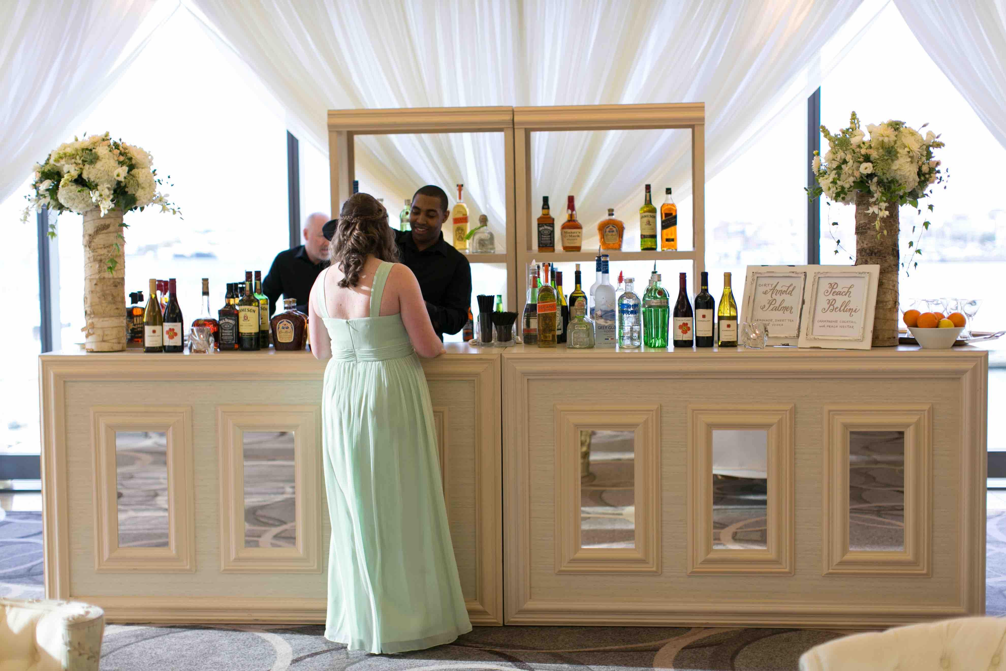 Secret Garden Wedding at Four Seasons Baltimore